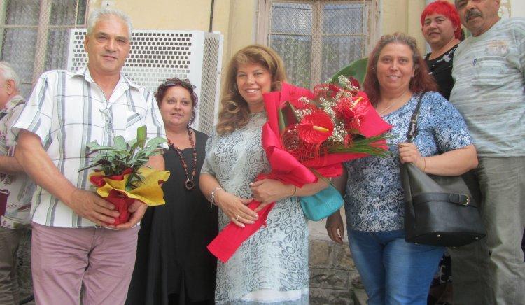 Илияна Йотова: От огромно значение е кой ще е следващият президент, за да не се поемат ангажименти, които са против българските интереси