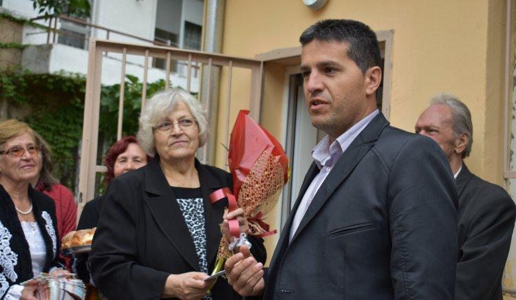 БСП- Асеновград поздрави асеновградските пенсионери за предстоящия празник