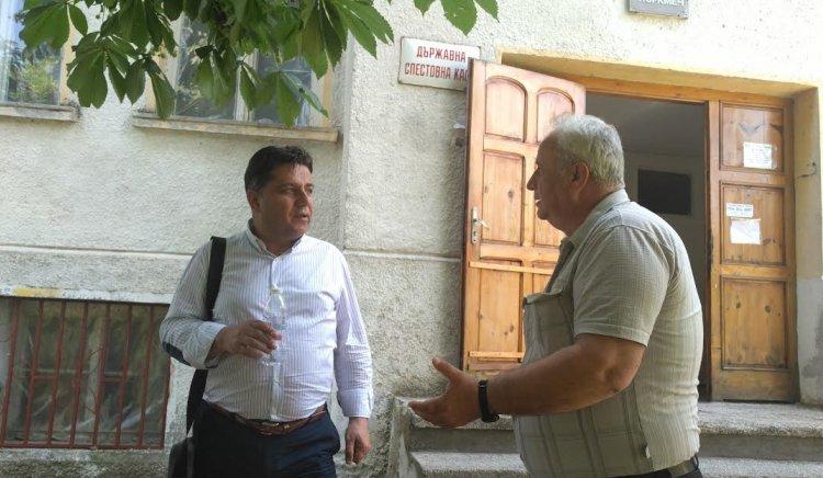 Георги Търновалийски с приемни в община Брезово