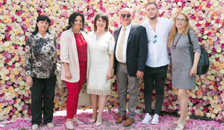 Посланикът на Куба и Веска Ненчева откриха филиал наАсоциацията за приятелство България-Куба в Карлово