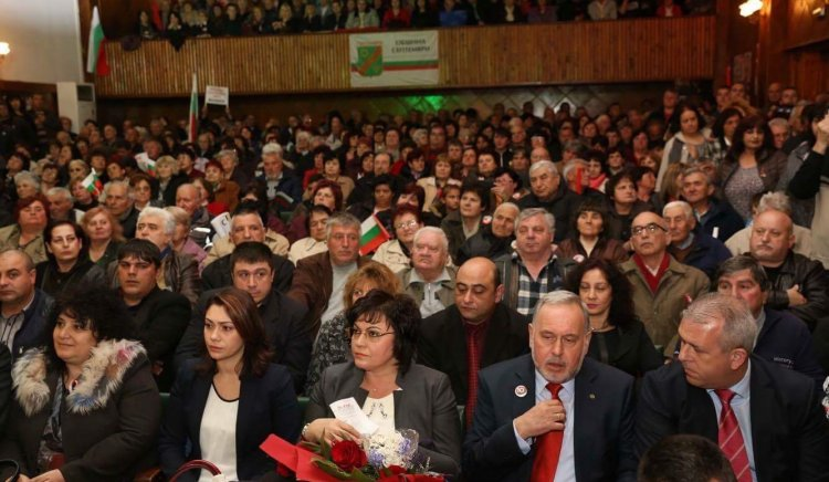 Корнелия Нинова: Искаме да ви върнем свободата