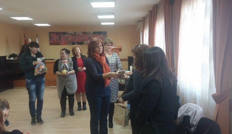 Обединението на жените социалистки в Пловдив и областта реализира редица благотворителни инициативи