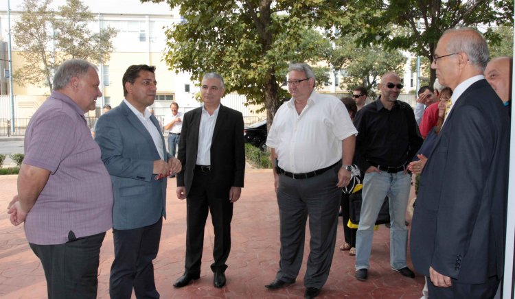 Миков, Дъбов и Търновалийски разговаряха със студенти в Пловдив