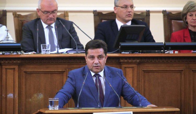 Георги Търновалийски: Управляващите се опитаха да скрият неизпълнението на Закона за обществените поръчки