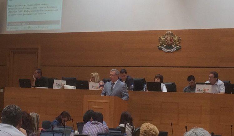 Николай Радев: До края на септември очакваме пълен време график, подробно разписани проекти с бюджет и дейности