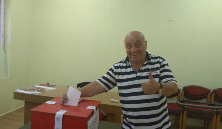 Георги Гергов: Време беше да се чуят ясно гласовете на партийните членове